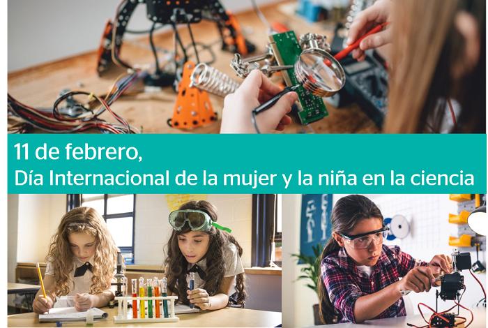 Día de la mujer y la niña ciencia